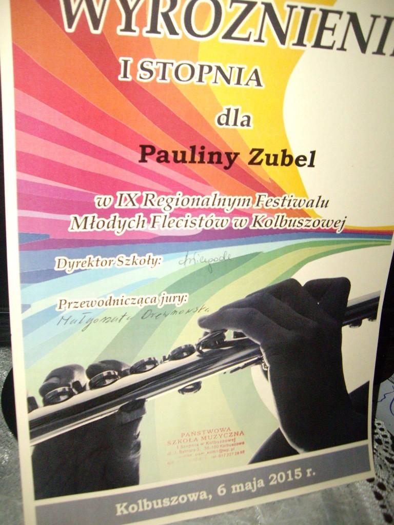 Dyplom Kolbuszowa