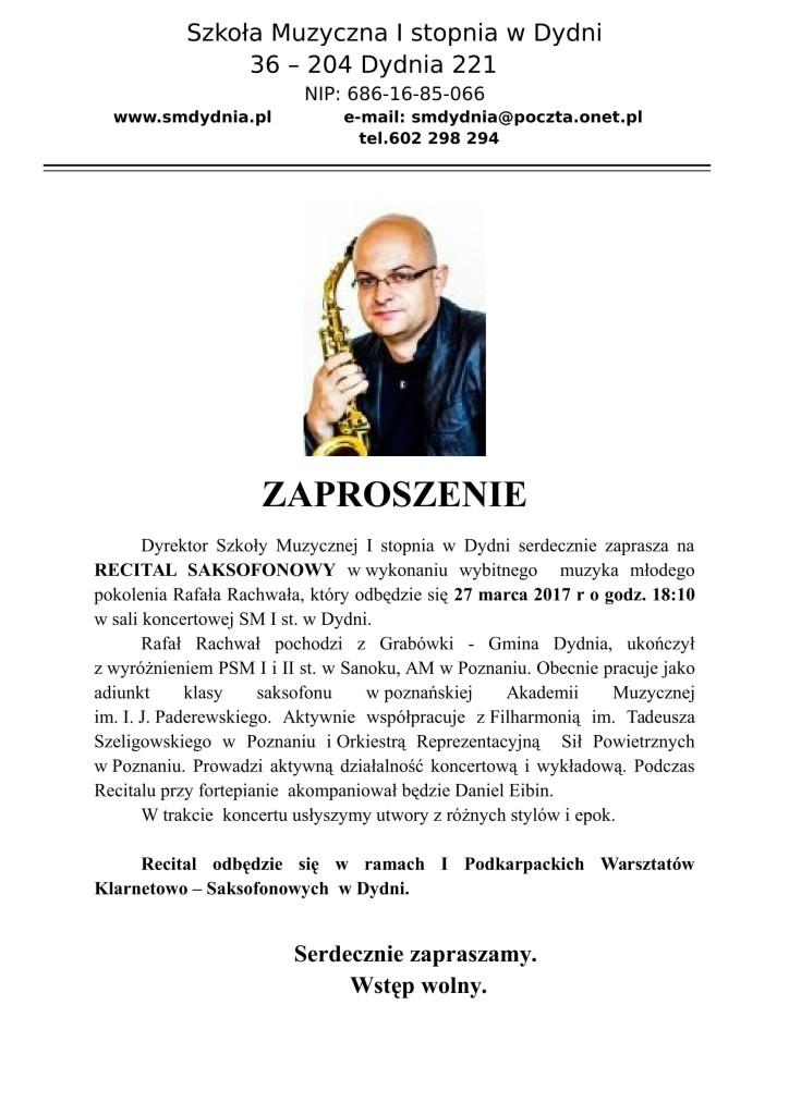 recital zaproszenie-1
