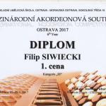 Ostrawa Filip Siwiecki