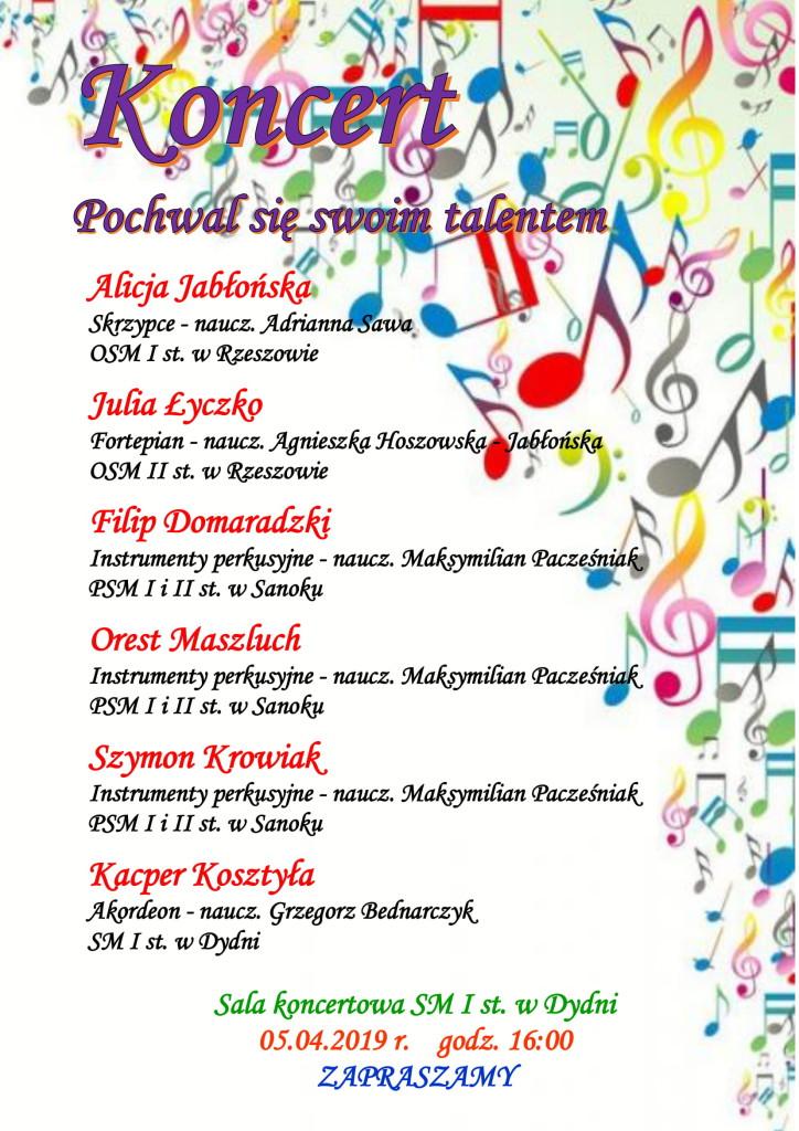 afisz koncert 5.04. 19-1