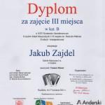 Jakub Zajdel Racibórz III nagroda-1