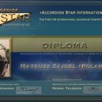 Mateusz Zajdel (Poland) USA